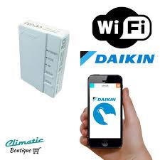 Climatisation - Pilotage par smartphone Daikin