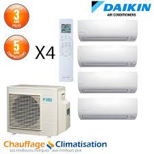 Climatisation - Multi Split - Daikin - Hitachi